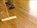 Hard Wood Floor Cleaning and Polish