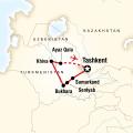 2013 Classic: Uzbekistan Discovered (AUUK) Tour