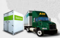 U-Pack Moving Trailers